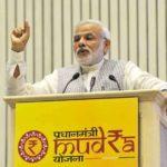 प्रधानमंत्री मुद्रा योजना से 5.5 करोड़ नौकरियां बढ़ी