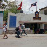 बॉर्डर पर नेपाल पुलिस का नशेड़ियों के विरोध मेंं चला अभियान