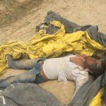 गोररवपुर : प्लास्टिक में लिपटी 35 वर्षीय अज्ञात व्यक्ति की मिली लाश