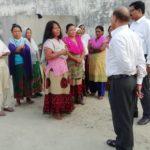 महराजगंज:सिविल जज ने किया जिला कारागार का निरीक्षण