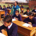 ग्लोबल ऑलमपियाड की प्रथम परीक्षा बेथल चिल्ड्रेन स्कूल, सोनौली में सम्पन्न हुई
