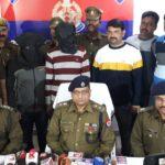 गोरखपुर : दो शातिर इनामी अपराधी