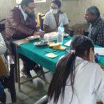 भैरहवां: एक दिवसीय निःशुल्क दंत चिकित्सा शिविर