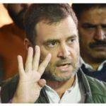 बजटपर बोले राहुल–17 रु० रोज देना किसानो का अपमान।