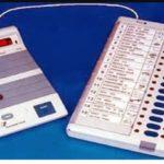 EVM मामला: इवीएम से वोट पर राजी हुआ विपक्ष, 50 फीसद पर्ची गिनती की शर्त।