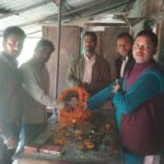 लक्ष्मीपुर: किसान नेता के इकलौते पुत्र की मनाई गई पांचवी पुण्यतिथि