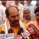 Maharajganj संकल्प रैली : विपक्ष हताश और निराश हो गया है, हर काम का मांगता है सबूत :उपेंद्र तिवारी